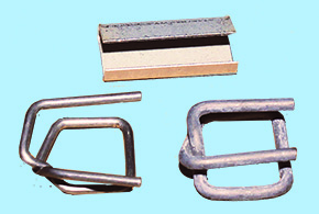 Metal Buckles & Seals