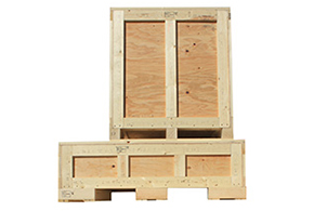Heat Treated Wood Wooden Crates & Pallets
