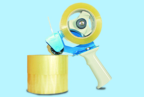 Hand Carton Sealers & Machine Tape Dispensers