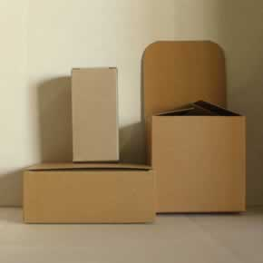 Folding Chipboard Cartons (Stock Sizes)